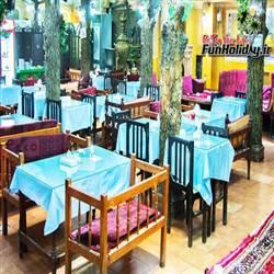 رستوران سیاوش