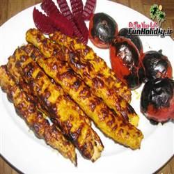 رستوران کبابی علی بابا