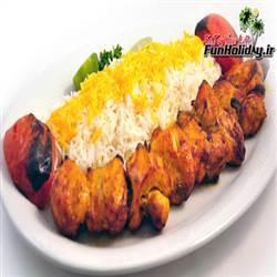 رستوران سادات
