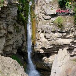 آبشار حاج شیخ موسی