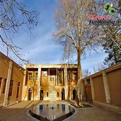 خانه حضرت امام خمینی (ره) در خمین