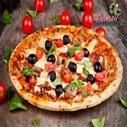 فست فود پیتزا بهنام
