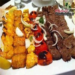 رستوران کبابی شاطر عباس
