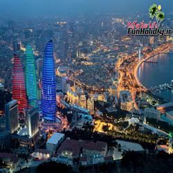 هتل های آذربایجان