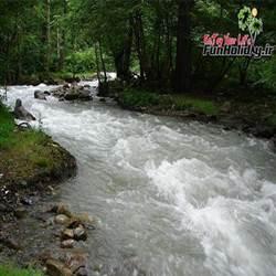 رودخانه اهرم