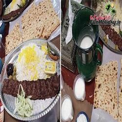 رستوران مخصوص بناب (کاشانی)