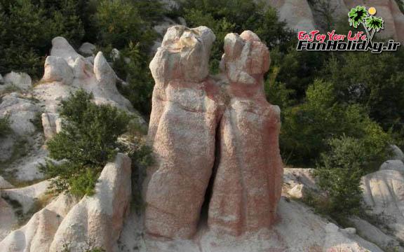 عروسی سنگی ، جاذبه ای افسانه ای در بلغارستان 