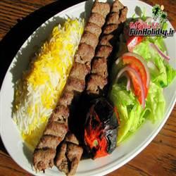 رستوران کباب سرا شکوفه