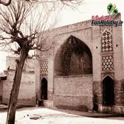 آب انبار سردار در قزوین