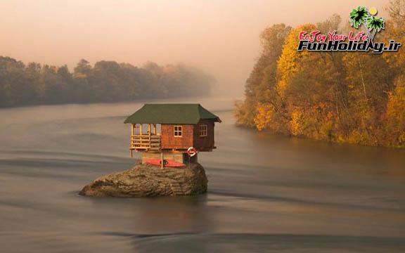 رویایی ترین خانه های دنج دنیا در دل طبیعت