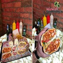 دنیای ساندویچ