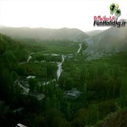 دهکده توریستی روئین (خراسان شمالی)