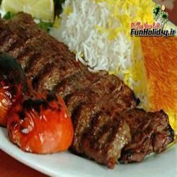رستوران گلناز پایتخت