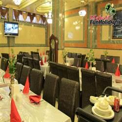 رستوران مروارید(مرزداران)