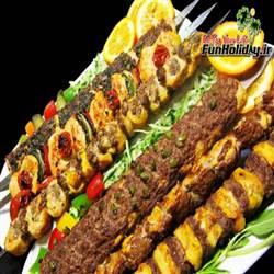رستوران نان و کباب داغ سید