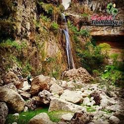 آبشار کول چپ