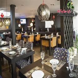 رستوران توتیا