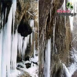 آبشار چیکان