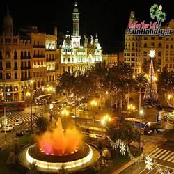 از اسپانیا بیشتر بدانید
