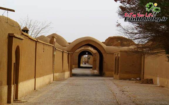 روستای فهرج؛ روستایی ۵ هزار ساله در دل کویر