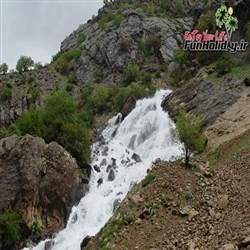 آبشار طُرزه