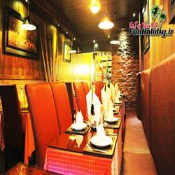 رستوران پستو (سعادت آباد)