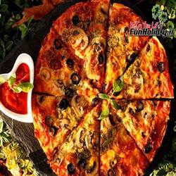 فست فود ات پیتزا (شعبه دوم)
