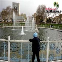 پارک حکیم نظامی تبریز