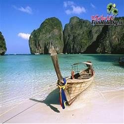 از تایلند بیشتر بدانید