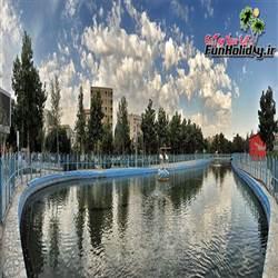 بوستان بانوان نرگس تهران