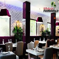 رستوران تیفانی