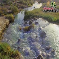 چشمه آبگرم دالکی