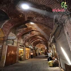 بازار قدیمی ارومیه