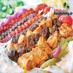 رستوران های شمال تهران