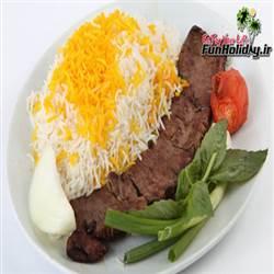 رستوران پالاس مجلل