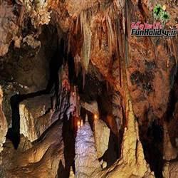 غار وشنوه ؛ مکانی زیبا ولی ناشناخته