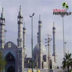 ارامگاه و زیارتگاه سید مظفر بندرعباس