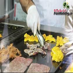 رستوران اژدر زاپاتا (دربند)