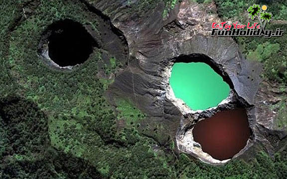 دریاچه اشکها یا دریاچه ارواح شیطانی