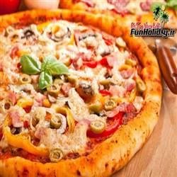 فست فود پیتزا تام
