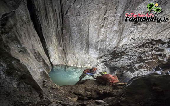 جا به جا شدن رکورد عمیق ترین غارهای ایران