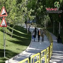 بوستان بهشت مادران