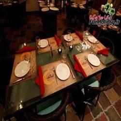 رستوران لیالی